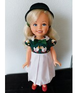 """1984 KIMBERLY DOLL 17"""" Dressed Up  with Green Hat..a really unique outi... - $39.11"""
