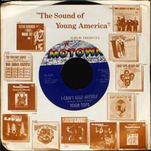 "Four Tops- Sad Souvenir -  7"" single record 45 RPM (VG) [7SPx0112] - $5.00"