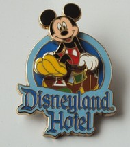 Disney Trading Pins DLR - Disneyland Hotel - Mickey Mouse from 2008 #63902 - $13.36