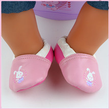 Doll Accessories Pink Doll Shoes Wear Fit - $13.39