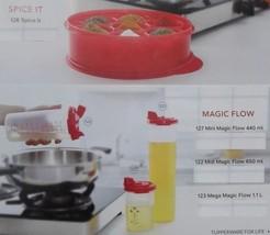 Tupperware Essential Kitchen Set (Spice It & Magic Flow oil Container Set) - €34,33 EUR