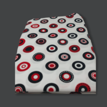 Michael Miller Fabric Pattern FIRST CIRCLES CX-3712 Cotton 2 yards 45 in... - $12.99