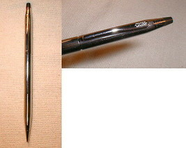 Cross mechanical Pencil Ribbed Chrome Color  - $33.00