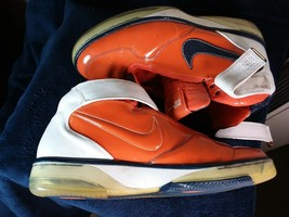 Nike Air Force 25 (B), XXV Anniversary, League Pack, Orange, 2007, Size 11.5 - $26.60
