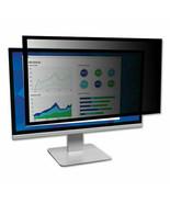 "3M Framed Privacy Filter Black, Matte, Glossy - For 30"" Monitors - 16:10 - $202.94"