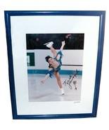 92 Framed Matted Kristi Yamaguchi Olympic Gold Medal Figure Skater Photo... - $299.99