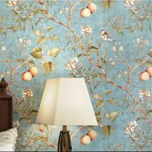 beibehang American Retro Apple Tree Flower Bedroom Living Room Background Wallpa - $69.95