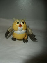 Bambi McDonalds Happy Meal Toy Friend Owl Walt Disney Cake Topper - $1.49