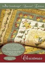 Anita Goodesign Embroidery Machine Design CD CHRISTMAS SPECIAL EDITION C... - $32.66