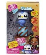 Boxy Girls Pets Violet The Bird - $8.45