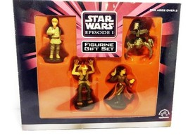 Applause Star Wars Episode 1 Figurine Gift Set   - $28.01