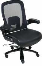 OneSpace Taft Mesh Back Oversized Executive Chair with Pocket Coil Seat ... - $439.29