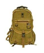 Blancho [City Boy] Multipurpose Canvas Outdoor Backpack / School Bag - K... - $24.74