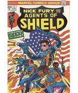 Nick Fury and his Agents of S.H.I.E.L.D. #2 [Co... - $5.00