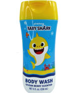 Pinkfong Baby Shark Kids Bubble Bath Body Wash-236ml/ 8 Oz Ocean Berry - $8.58