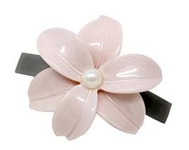 Beautiful Snap Clips Hair Pins Acrylic Hair Ornaments Hairpin Head Hair Clip