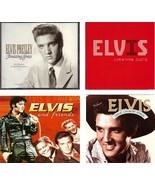 Lot of 4 CDs Elvis Presley - 5 Discs - $4.99
