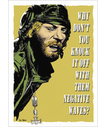 Kelly's Heroes: Oddball Says -Art Print/Poster (various sizes) - $17.99