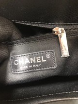 BRAND NEW AUTH CHANEL QUILTED CAVIAR GST GRAND SHOPPING TOTE BAG SHW image 9