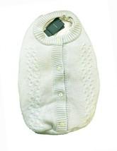 Dolce & Gabbana Kids Baby Tasche LN1A34 Sleeping Bag Light Ice Blue - $118.46