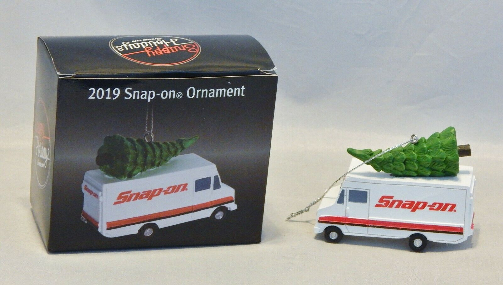Primary image for 2019 Snap On Tools Christmas Ornament