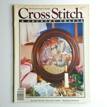 Cross Stitch & Country Crafts Magazine November December 1989 Nutcracke... - $3.95