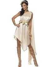 Fever Disfraz de Diosa, Romano/Griego Disfraz, Toga, Pequeño 8-10, Mujer - $52.79