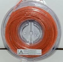 Husqvarna 596780501 Titanium X Pro Trimmer Line Orange 200 ft  .105 size image 2