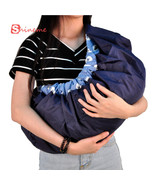 Quality 5 colors side carry economic newborn wrap baby carrier backpack ... - $22.62