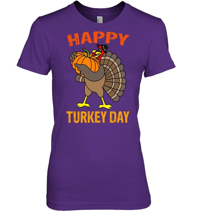 Funny Thanksgiving Day Tshirt   Coolest Turkey Day 1