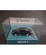 TOYOTA SAI LED Light Keychain Dark blue Pull Back Mini Car  Not Sold in stores - €20,64 EUR