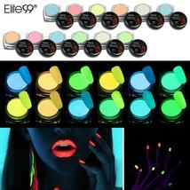 Elite99 Luminous Powder Nail Art Glitter Phosphor Pigment Powder Coating... - $9.06