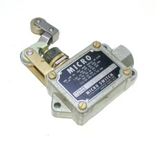 Honeywell Micro Switch BAF1-2RN28 Roller Lever Limit Switch - $29.99