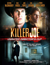Killer Joe (Blu Ray) (Ws/Eng/Eng Sub/Span Sub/5.1 Dts-Hd/Ur)