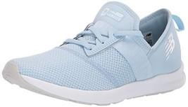 Balance Girls' Nergize V1 FuelCore Sneaker air/Munsell White 12 M US Lit... - $23.17