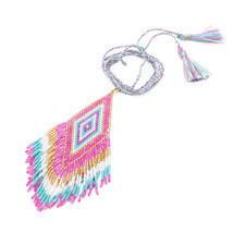 Go2hobo MIYUKI Bracelet Jewelry Sets 2019 Women Pink Pulseras Boho Delic... - £18.76 GBP