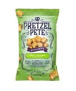 Pretzel Pete Seasoned Pretzel Nuggets, Garlic & Parmesan, 9.5 Ounce Bag ... - $11.64