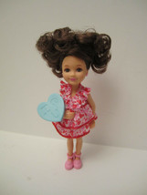 Valentine Chelsea MINT Collector Barbie Sister Brunette 2011 Target Excl... - $10.50