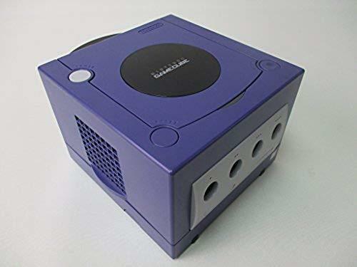 Nintendo Gamecube Console Violet Manufacturer end of production Boxed Rare