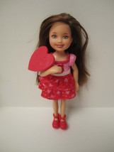 Valentine Chelsea MINT Collector Barbie Sister Auburn 2013 Target Exclusive - $12.00