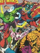 Marvel Super Heroes Secret Wars 1984 Poster - $25.07