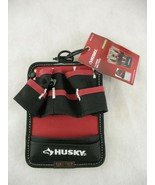 HUSKY Tool Bag 5 inch Driver Wall Pouch Belt Clip Screwdriver Holder Org... - $7.42