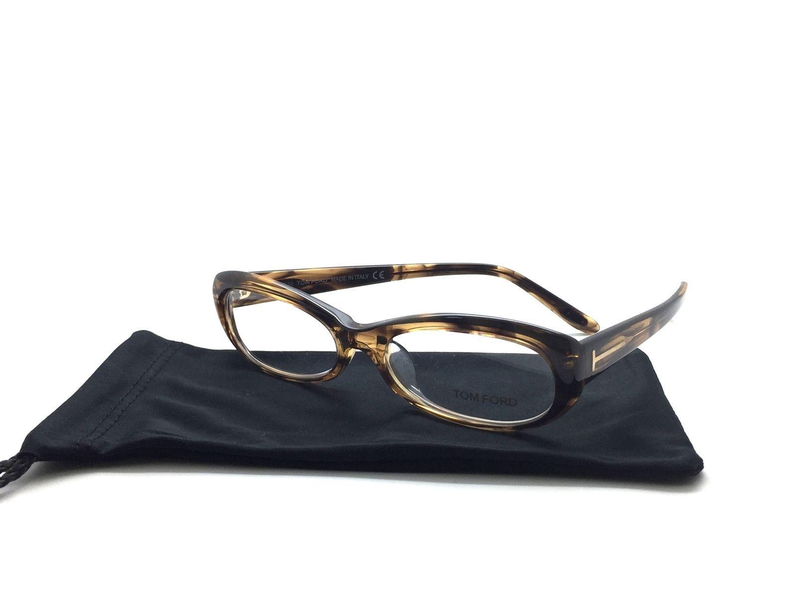 bcef71da53c8 TOM FORD Ladies narrow eyeglasses Honey and 50 similar items. S l1600
