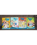 Family Guy Collection DVD Volumes Seasons 1 2 3 4  - $41.11