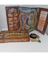 Vintage 1995 Jumanji Movie Board Game Milton Bradley 100% COMPLETE - $33.37