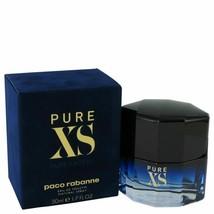 Pure XS by Paco Rabanne Eau De Toilette Spray 1.7 oz for Men - $62.15
