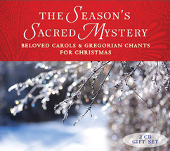 THE SEASON'S SACRED MYSTERY - 2 CD GIFT SET - by Gloriae Dei Cantores - $31.95