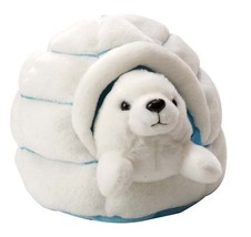 Wild Republic Harp Seal Plush, Stuffed Animal, Plush Toy, Gifts for Kids... - $16.29