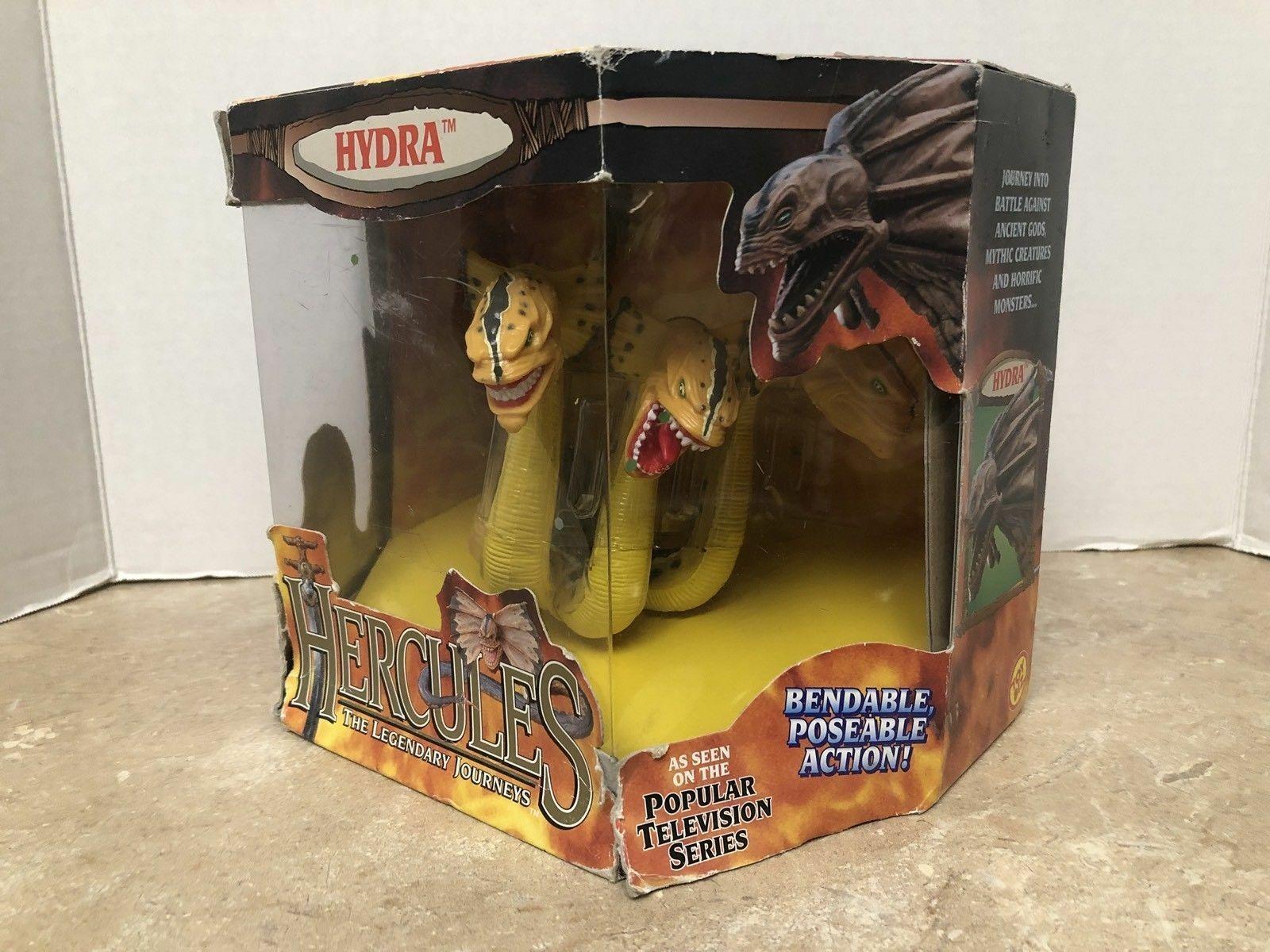 1995 Toy Biz Hercules HYDRA Creature Toy Action Figure New