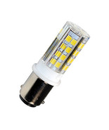 HQRP BA15d 110V LED Bulb for Bernina 530, 540, 640, 700, 710, 720, 730, ... - $6.95